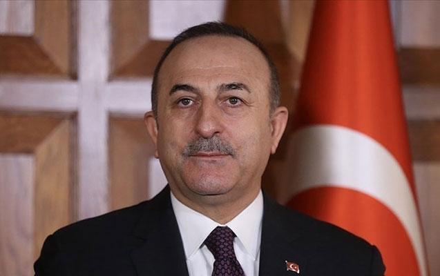 """Çavuşoğlu Əfqanıstanla bağlı təhlükələrdən danışdı<b style=""""color:red""""></b>"""