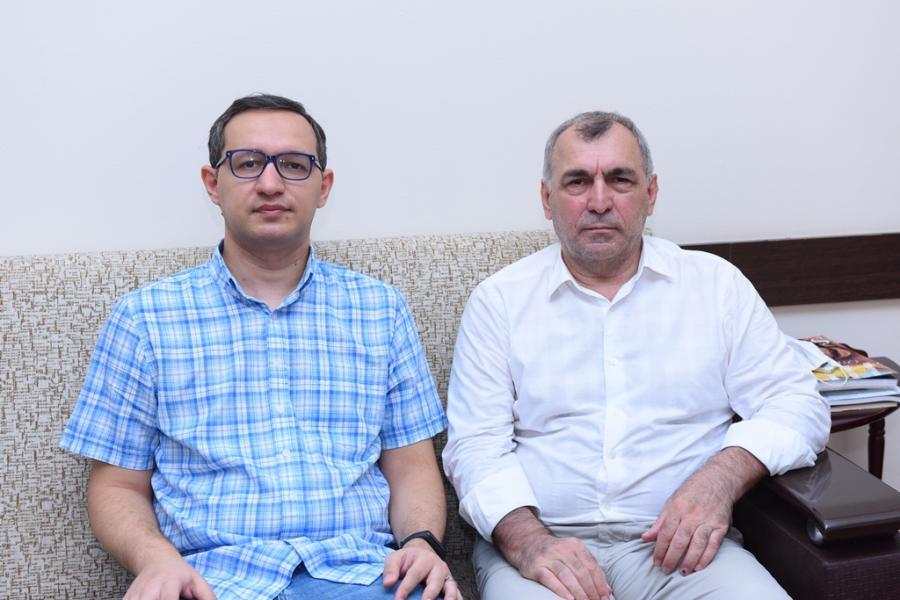 """""""Tənqid üçün gərək kriteriyan olsun"""" -<b style=""""color:red""""> Arif Acaloğlu</b>"""