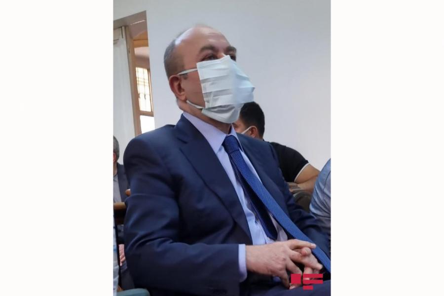 Eldar Həsənovun cinayət işi üzrə növbəti məhkəmə prosesi keçirilib - Yenilənib