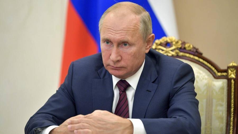 """Putin özünü təcrid edib<b style=""""color:red""""></b>"""