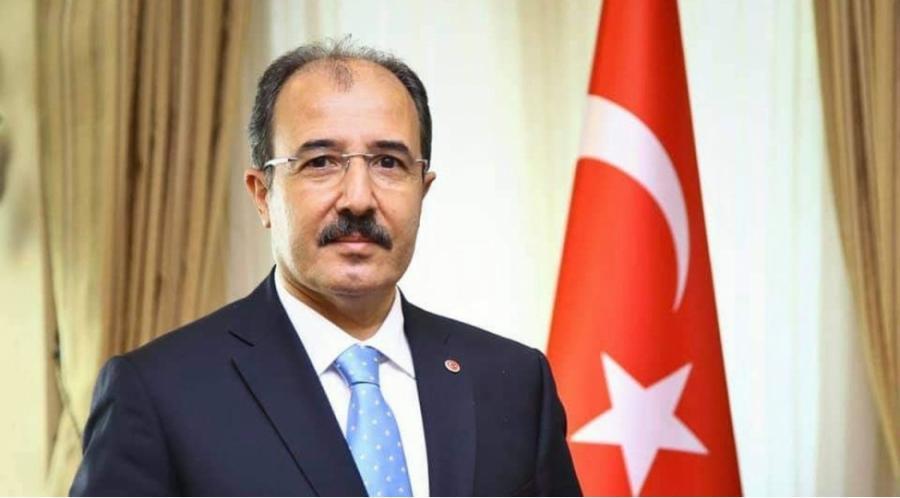 """Cahit Bağçı Azərbaycan xalqını təbrik etdi - <b style=""""color:red""""> Foto </b>"""
