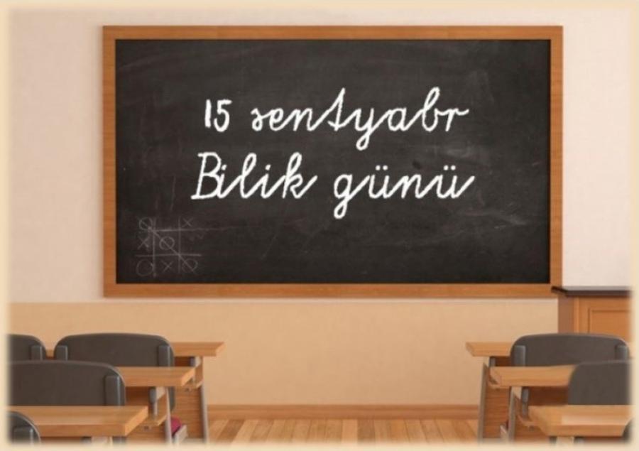 """""""15 Sentyabr Bilik Günü"""" virtual sərgisi təqdim olunub"""