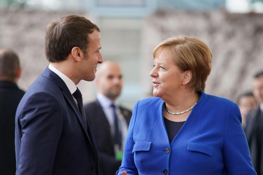 Aİ ölkələrinin vətəndaşları Merkeli seçdi
