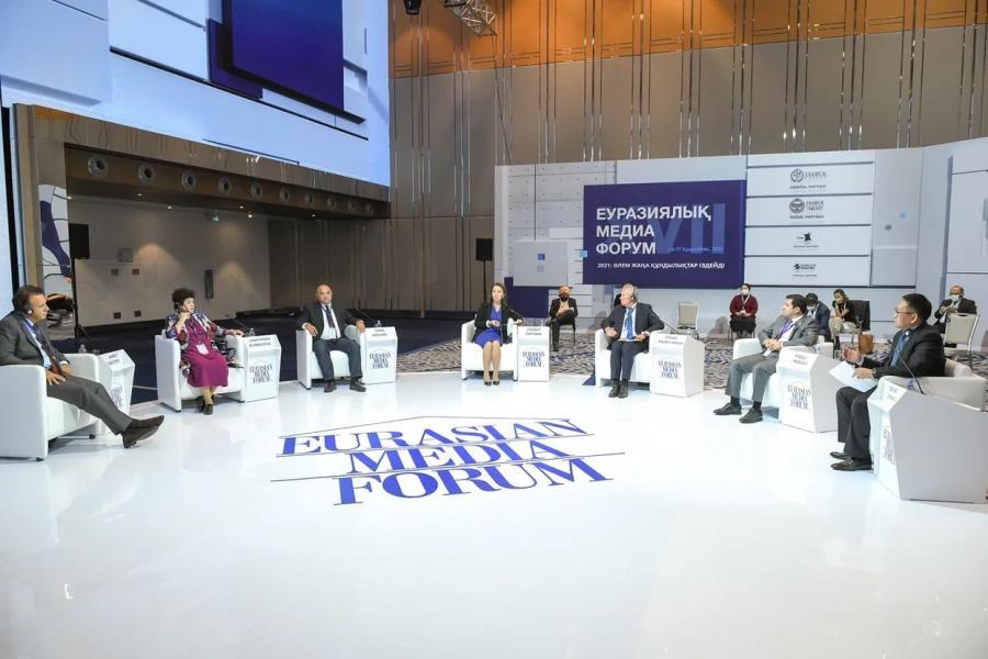 Türk dünyasında vahid informasiya məkanının yaradılması müzakirə olunub