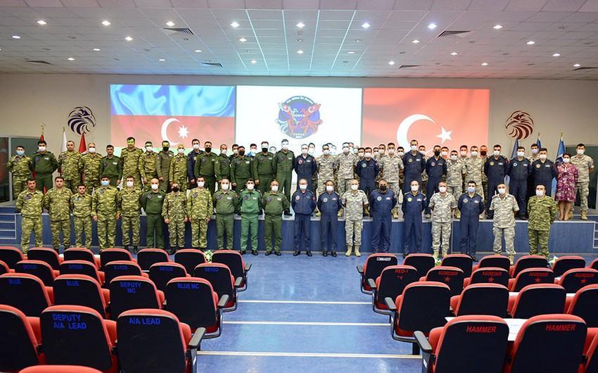 Azərbaycan-Türkiyə birgə təlimləri başa çatdı - VİDEO