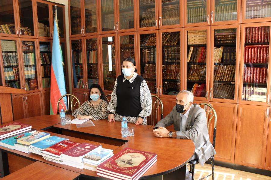 Şərqşünaslıq İnstititunda Nizami Gəncəvi seminarı