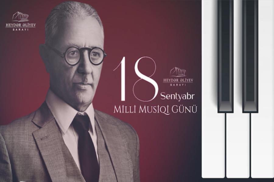 Milli Musiqi Gününə həsr olunan videoçarx hazırlanıb