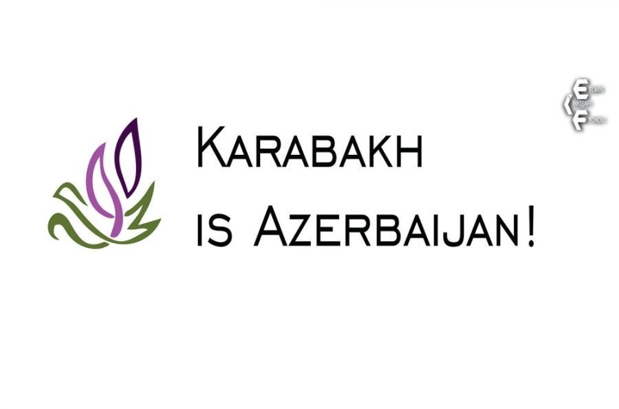 """""""Qarabağ Azərbaycandır!"""" qrant müsabiqəsinə layihələr oktyabrın 15-dək qəbul olunur"""