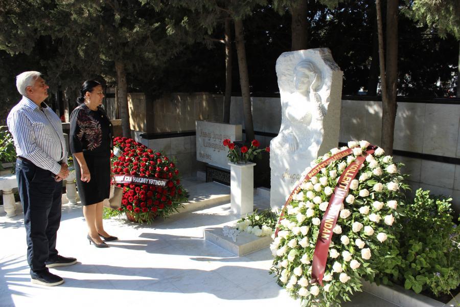 Görkəmli şərqşünas Aida İmanquliyevanın xatirəsi anılıb
