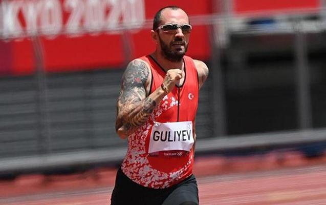 Ramil Quliyev dördüncü oldu