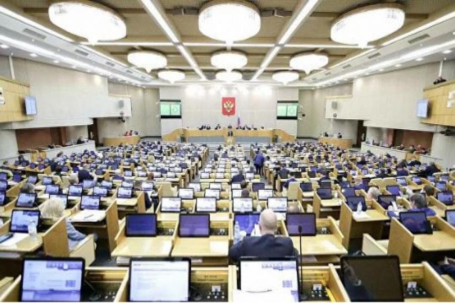 Rusiya Dövlət Dumasına seçkilərin ilkin nəticələri açıqlanıb