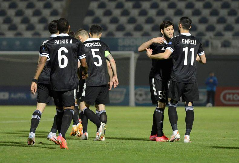 """""""Qarabağ"""" """"Sumqayıt""""ı məğlub etdi"""