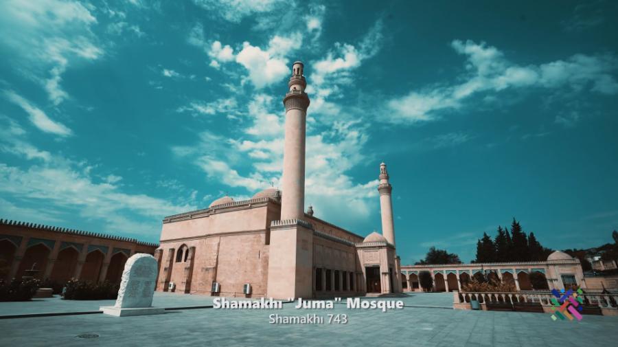 """""""İslam irsimizi tanıyaq"""" -  Şamaxı Cümə məscidi (Video)"""