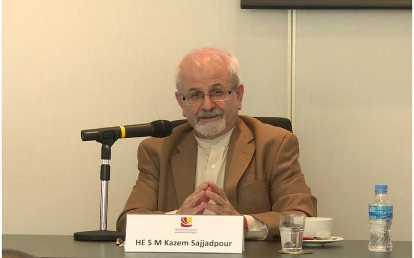 İran xarici işlər naziri müavini Bakıya gələcək