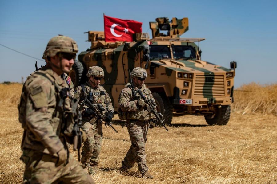 Türkiyə xüsusi təyinatlıları Suriyada terrorçuları zərərsizləşdirib