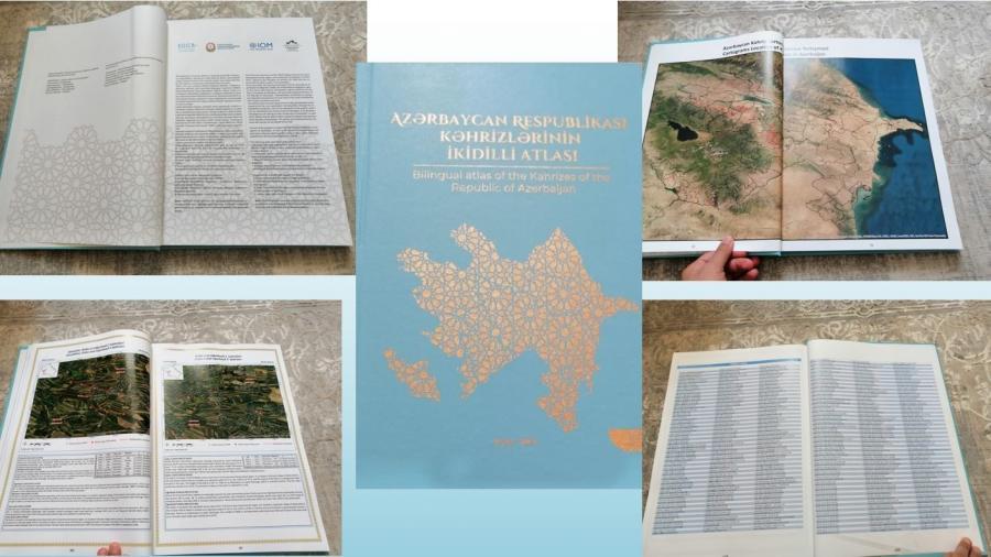 Azərbaycan kəhrizlərinin atlası hazırlanıb