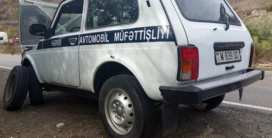 Suqovuşandan Kəlbəcərə hərəkət edən mülki avtomobil karvanına atəş açılıb