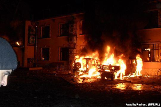 23-dən 24-nə keçən gecə İsmayıllı rayonunda ile ilgili görsel sonucu