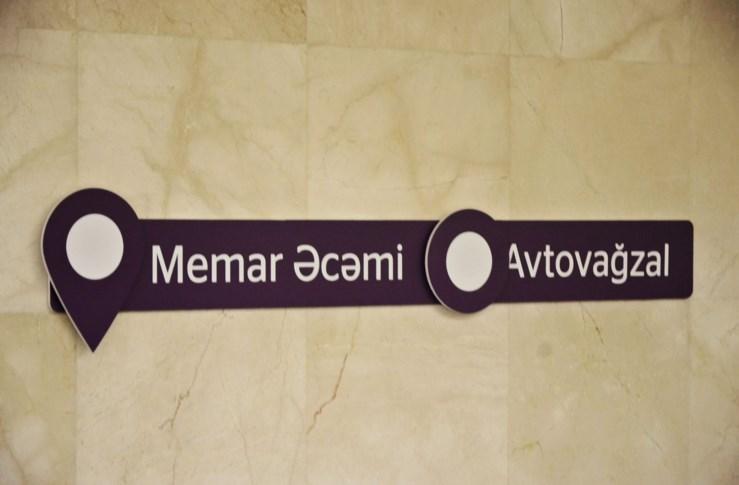 """İki yeni metro stansiyası istifadəyə verildi<b style=""""color:red""""></b>"""