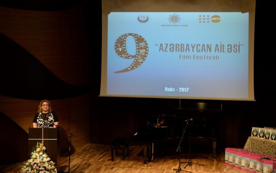 """""""Azərbaycan ailəsi-2017"""" film festivalının qalibləri mükafatlandırıldı<b style=""""color:red""""></b>"""