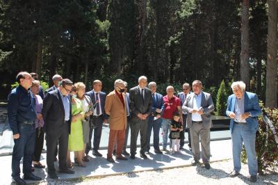 Beynəlxalq Rəsul Rza Mükafatının təqdimatı keçirilib