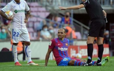 """""""Barselona""""nın futbolçusu üçün 2021-ci il erkən başa çatdı"""