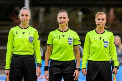 Azərbaycan – Danimarka oyununun hakimləri müəyyənləşib